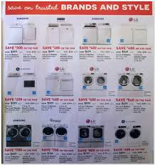 black friday sales on washers and dryers index of sales lowes