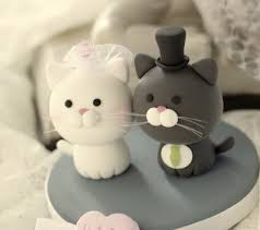 cat cake topper wedding cake toppers cats food photos cat wedding cake