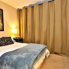 amazon com roomdividersnow muslin hanging room divider kit