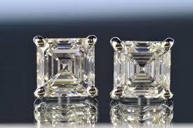 usher earrings diadia rakuten global market an usher cut diamond pierced