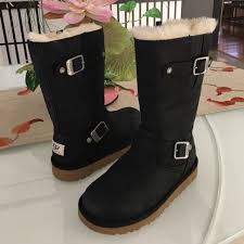 ugg s malindi boots black 45 ugg other ugg kensington black nubuck leather