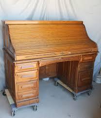 s shaped desk bargain john u0027s antiques blog archive oak rolltop desk with s