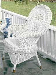 White Wicker Armchair 150 Best Wacky Wicker Fun Images On Pinterest Wicker Furniture