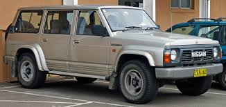 nissan in australia history nissan patrol history of model photo gallery and list of