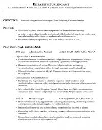 Resume Example For Administrative Assistant by Author Writereditor Page1 Resume Examplesresume Sample Writer