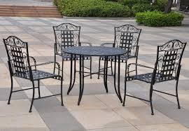 Wrought Iron Patio Table And Chairs 13 Awesome Wrought Iron Furniture Products Online