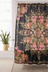 Fashion Shower Curtains Shower Curtains That Add Stylish Color And Design To Your Bath Decor