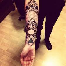 impressive forearm tattoos for