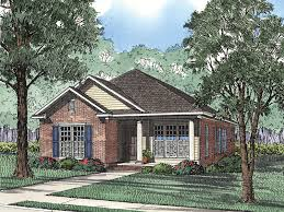 narrow lot house plans with rear garage luke neoclassical home plan 055d 0434 house plans and more