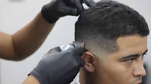 how to fade hair clipper over comb youtube