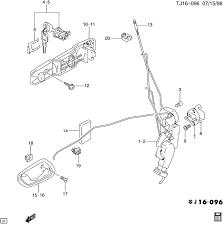 geo tracker wiring jeep cherokee alternator wiring diagram images