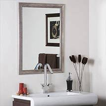 Large Framed Bathroom Mirror Mirrors On Sale Bellacor