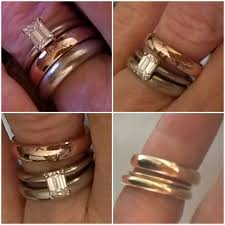 e wedding bands e wedding bands knowledge experience two tone wedding bands e