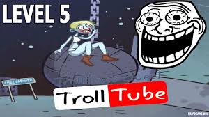 Video Memes - troll face quest video memes level 5 walkthrough youtube