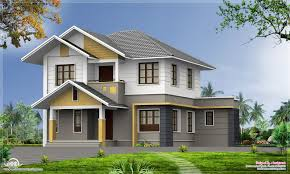 2100 square feet 5 bedroom home elevation kerala home design and