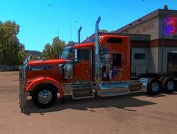 new kenworth trucks kenworth w900 american truck mod skin euro truck simulator 2 mods