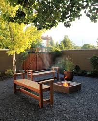 backyard sitting area 26