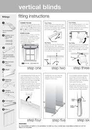 Installing Vertical Blinds Inside Mount Measuring U0026 Fitting Vertical Blinds