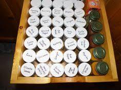 Soho Magnetic Spice Rack Lipper International Soho 20 Piece Large Board Magnetic Spice Rack