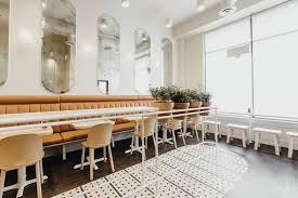 retail interior design blog cutler the gray olive cafeteria a deconstructed greenhouse