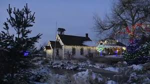 Chatfield Botanic Garden Trail Of Lights 2015 Denver Botanic Gardens Chatfield Farms
