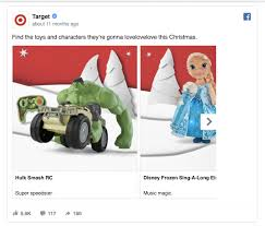 black friday target 2016 hours 55 facebook ads that get the holiday advertising right