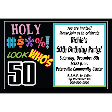 free 50th birthday party invitations templates drevio