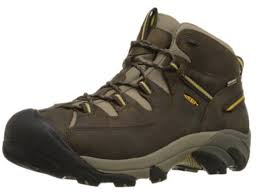 s lightweight hiking boots size 12 keen mens targhee ii mid hiking boots 1002375 black olive yellow