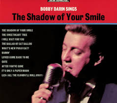 bobby darin sings in the shadow of your smile amazon com music