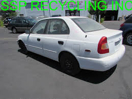 2001 hyundai accent parts buy 45 2001 hyundai accent ac condenser at 97606 25500