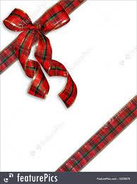 christmas present bows christmas present plaid bow background