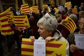 catalan farmers descend on barcelona amid stalemate over