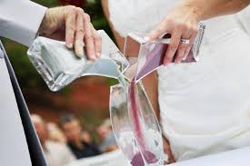 Sand Vases For Wedding Ceremony Unity Ceremonies Bella Jour Weddings