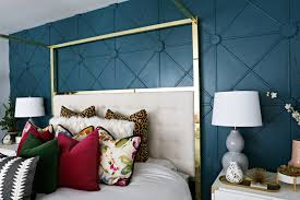Accent Walls In Bedroom by Master Bedroom Makeover With Awesome Accent Wall Classy Clutter