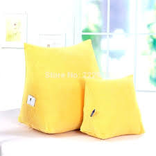 chair pillow for bed small size of bed chair pillow target bed