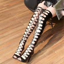 womens knee high boots size 11 get cheap womens knee high lace up boots size 11