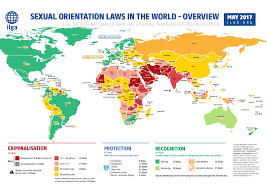Interactive Map Of Europe Maps Sexual Orientation Laws Ilga