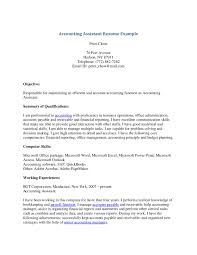 Accounting Assistant Resume Sample by Assistant Graduate Assistant Resume