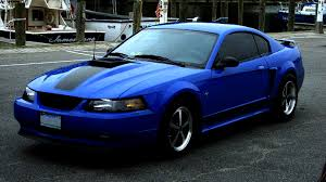 2001 Shelby Mustang Fastest Ford Mustangs Part 3 2003 Mustang Mach 1