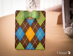 awesome svgs revisited argyle sweater card with real stitching