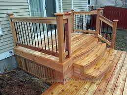Small Backyard Deck Patio Ideas Best 25 Small Decks Ideas On Pinterest Simple Deck Ideas Small