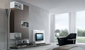Modern Wall Units Decoration From Jesse - Modern wall unit designs for living room