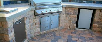 outdoor kitchen kits vs modular vs built in comparing outdoor