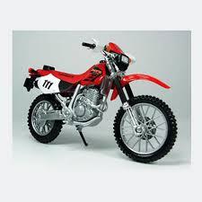 honda xr honda xr 450 die cast bike 1 18 scale pboz australia