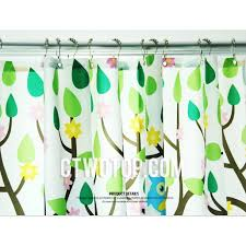 Multi Color Shower Curtains And Multi Color Best Cute Animal Monkey Elephant Shower Curtains