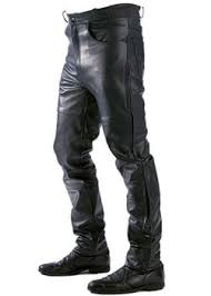 leather motorcycle pants leather motorcycle pants with spandex waist 0770 00