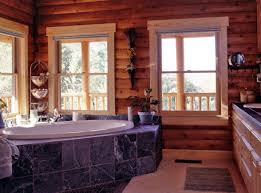 log cabin bathroom ideas log cabin bathrooms in your home