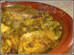 poulet aux citrons confits cuisine tajine de poulet au citron confit et olives recette ptitchef