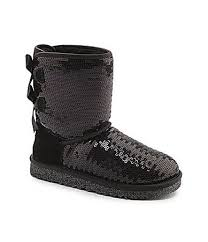 ugg boots at dillards ugg australia bailey bow sparkle sequin boots dillards