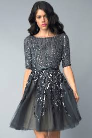 cocktail dress with sleeves oasis amor fashion